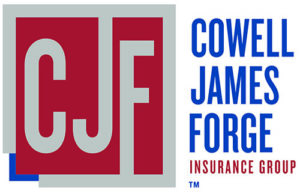 Cowell James Forge Insurance Group - Compact Logo 500